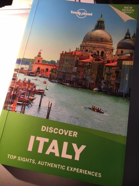 lonely planet guide europe on a shoestring