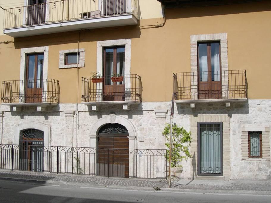 Sulmona Italy Vacation Rental